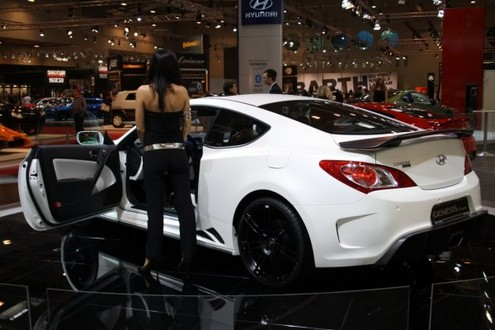 car news car reviews mansory tuned hyundai genesis coupe. Black Bedroom Furniture Sets. Home Design Ideas