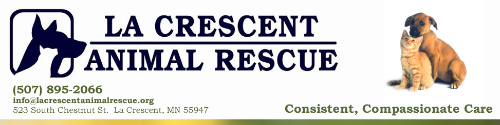 La Crescent Animal Rescue