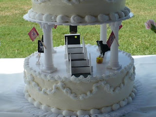 Dog Birthday Cake Sarasota