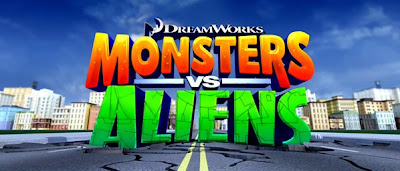 DREAMWORKS' MONSTERS VS ALIENS