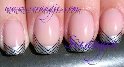 Scrangie: Revlon Runway Collection Studio Artificial Nails