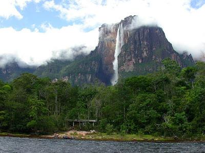 Espelands falls 10 Air Terjun Tertinggi di Dunia