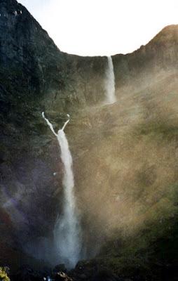 Lower Mar Valley 10 Air Terjun Tertinggi di Dunia