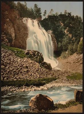 Tyssestrengene falls 10 Air Terjun Tertinggi di Dunia