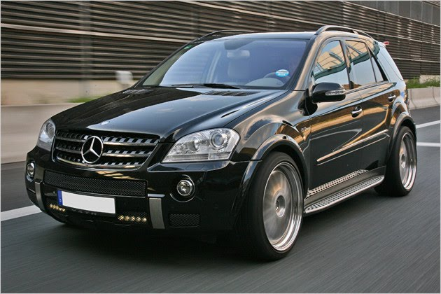 Mercedes Has Announced The Production Cessation Of Ml 63 Amg And Ml450 Cdi