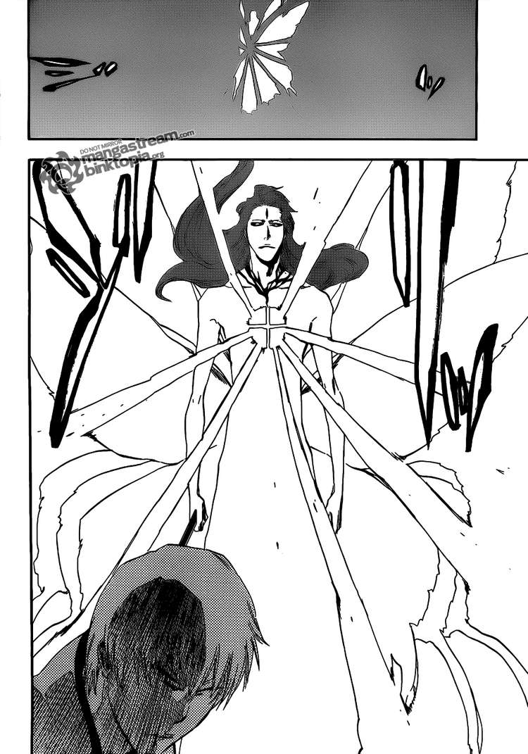 Bleach chapter 415 trang 15