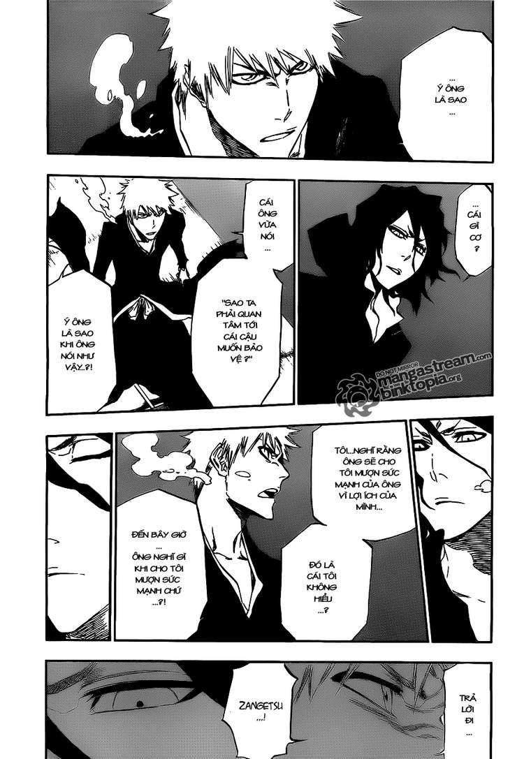 Bleach chapter 410 trang 3