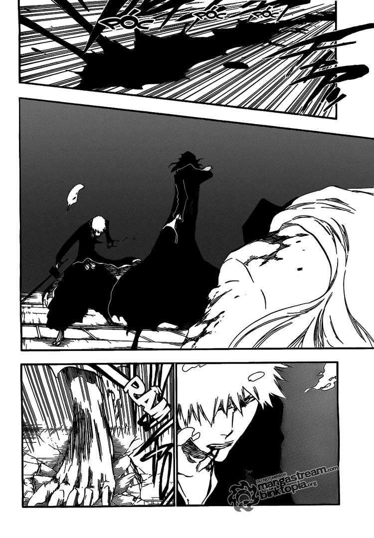 Bleach chapter 410 trang 8