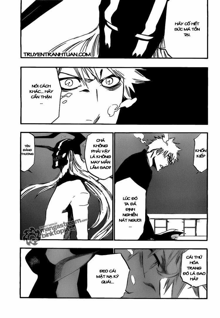 Bleach chapter 411 trang 4