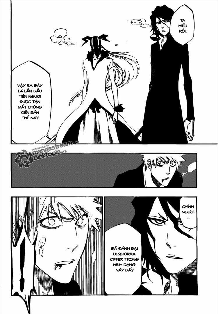 Bleach chapter 411 trang 5