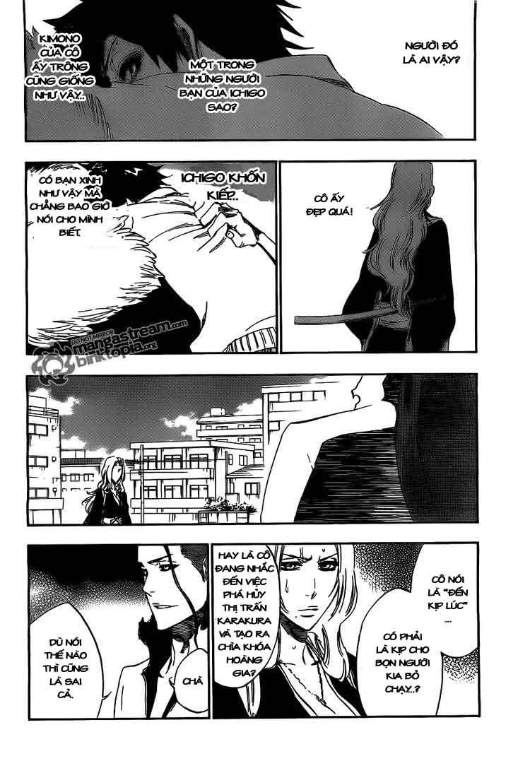 Bleach chapter 412 trang 6