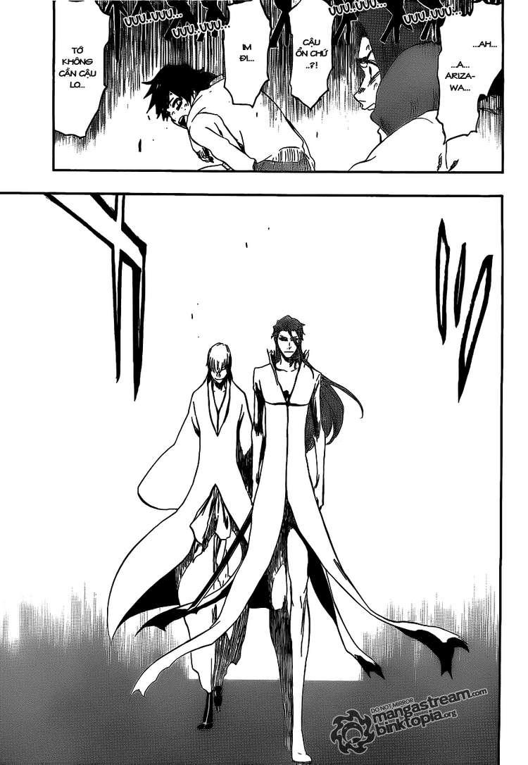 Bleach chapter 410 trang 15