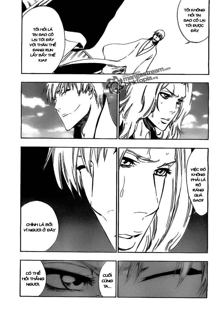 Bleach chapter 412 trang 11