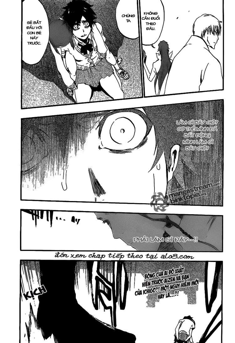 Bleach chapter 410 trang 19