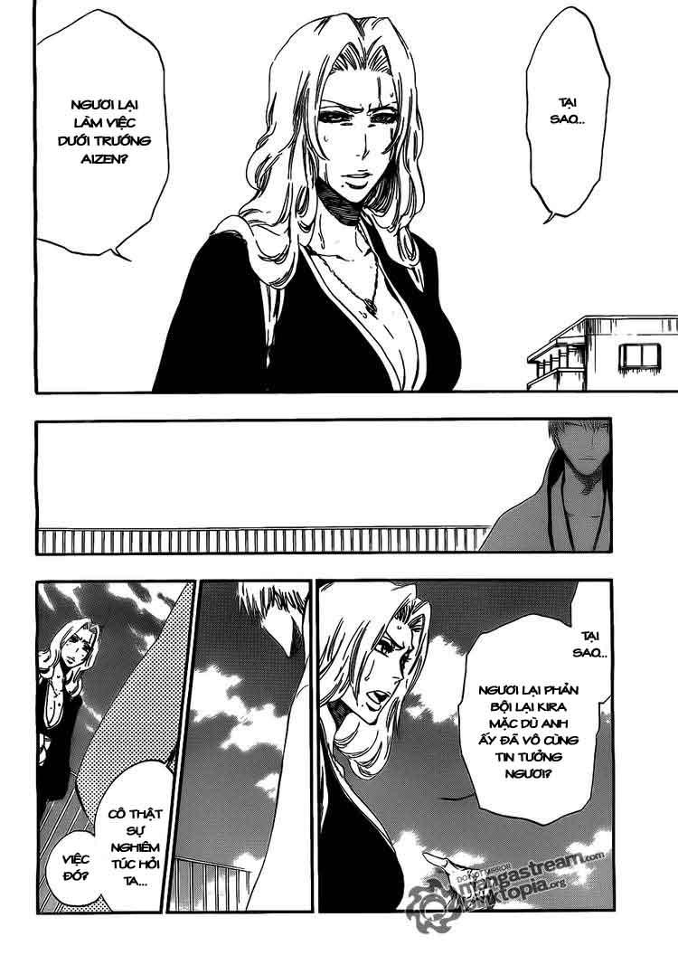 Bleach chapter 412 trang 12