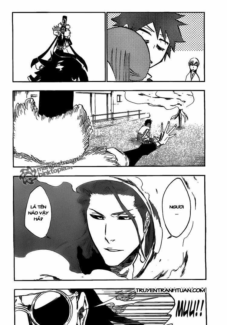 Bleach chapter 411 trang 15