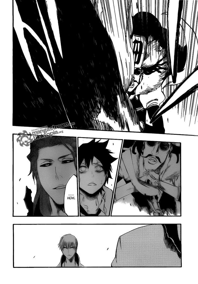 Bleach chapter 411 trang 19
