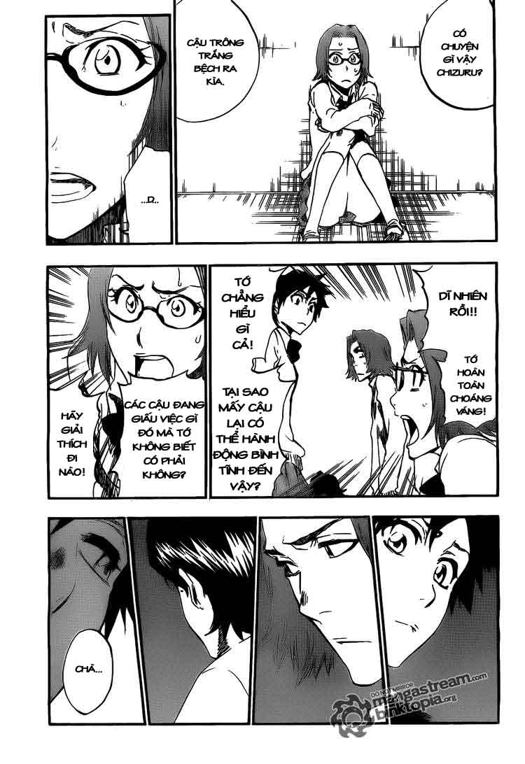Bleach chapter 413 trang 7