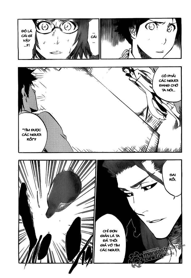 Bleach chapter 413 trang 11