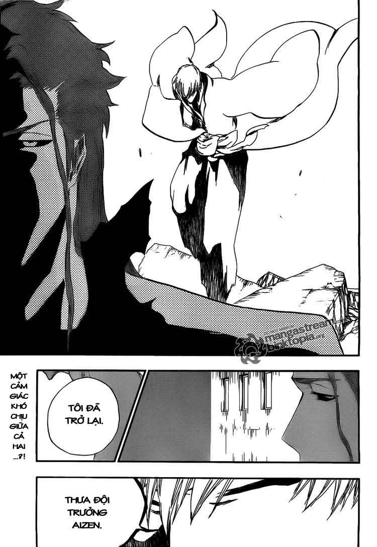Bleach chapter 413 trang 19