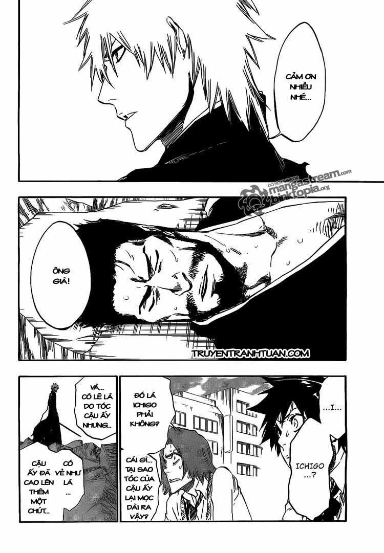 Bleach chapter 417 trang 3