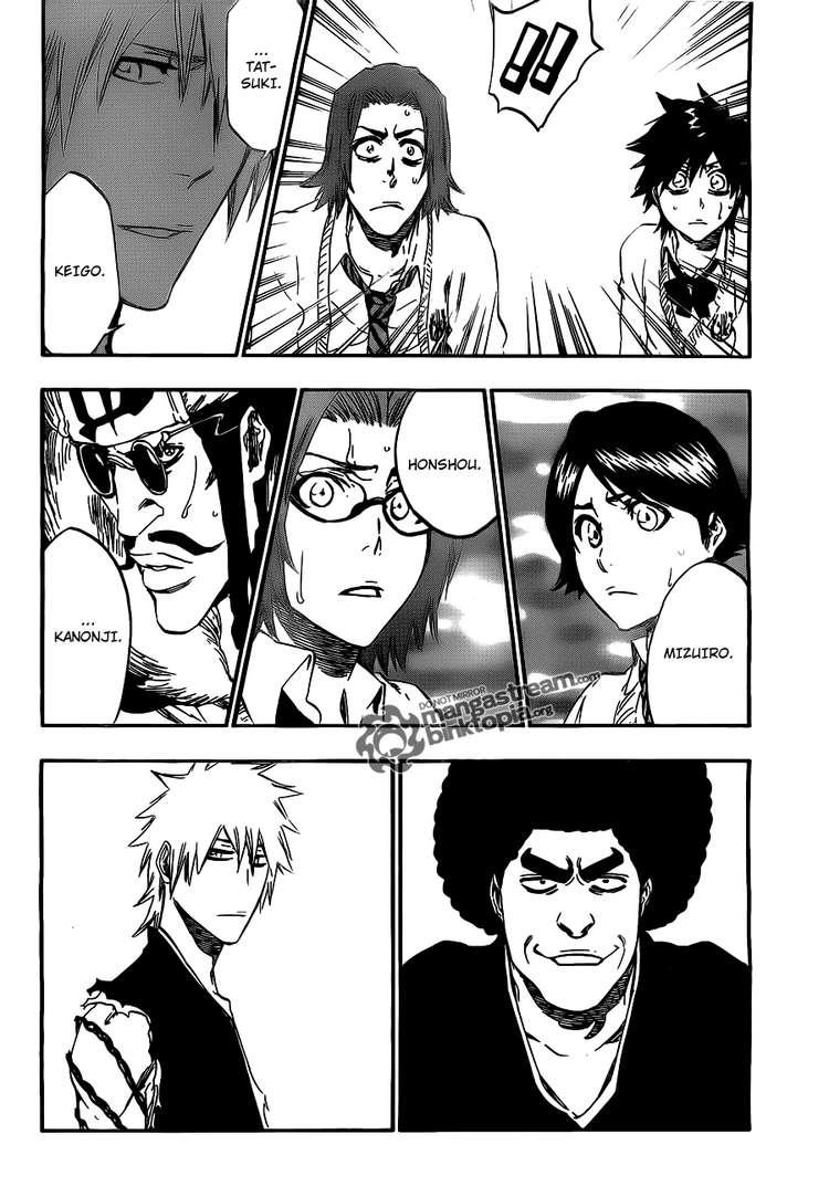 Bleach chapter 417 trang 5