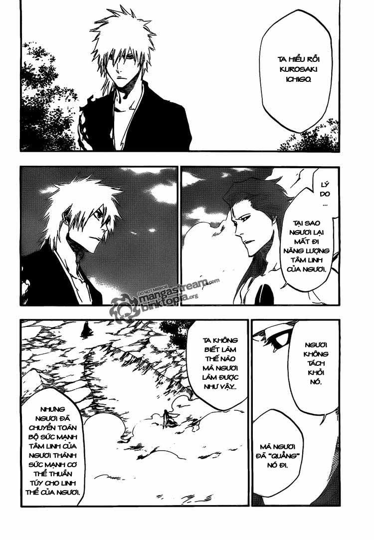 Bleach chapter 418 trang 2