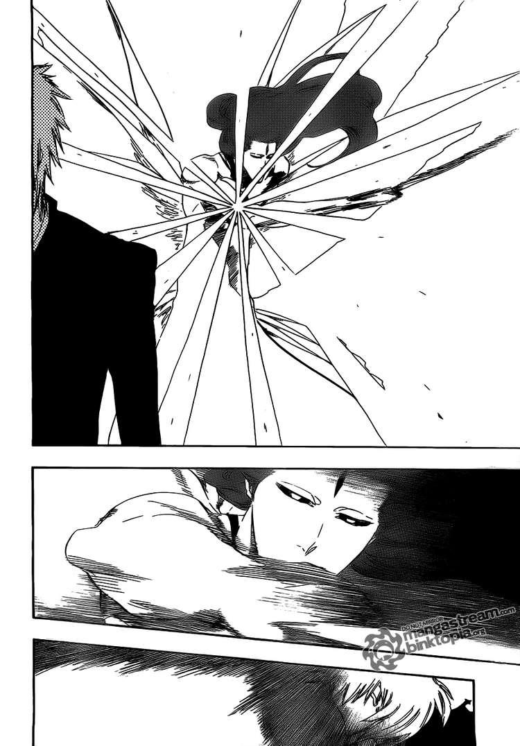 Bleach chapter 418 trang 6