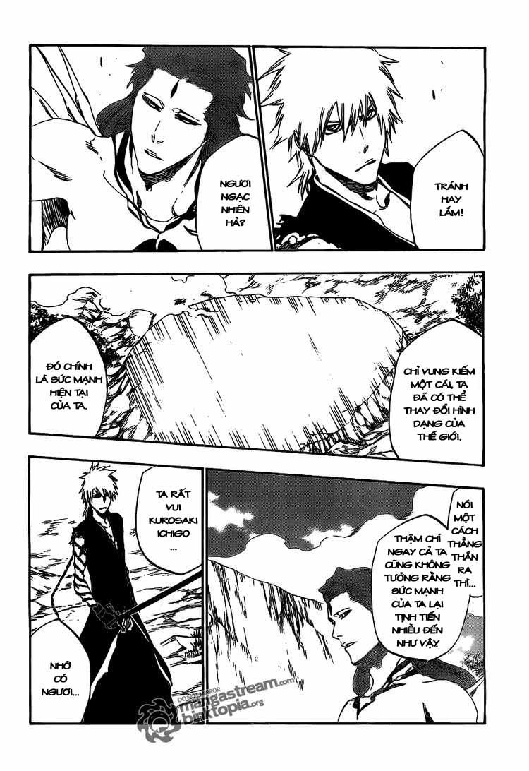 Bleach chapter 418 trang 8