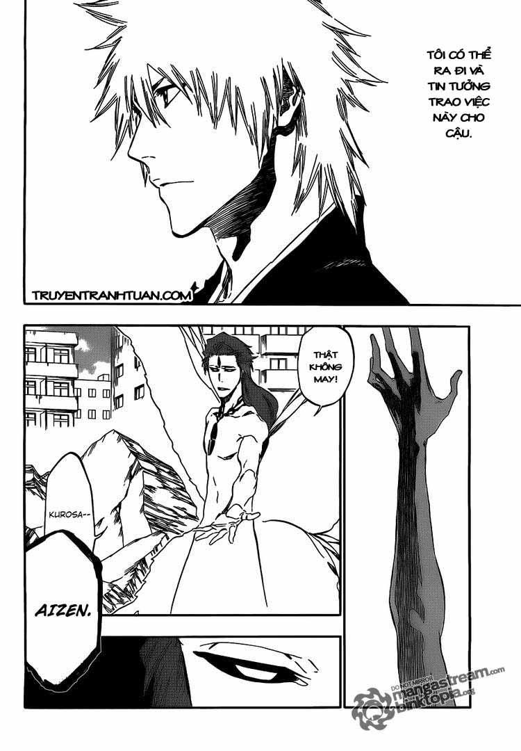 Bleach chapter 417 trang 13