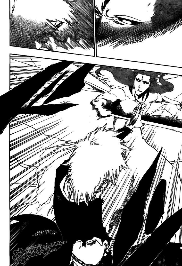 Bleach chapter 418 trang 12