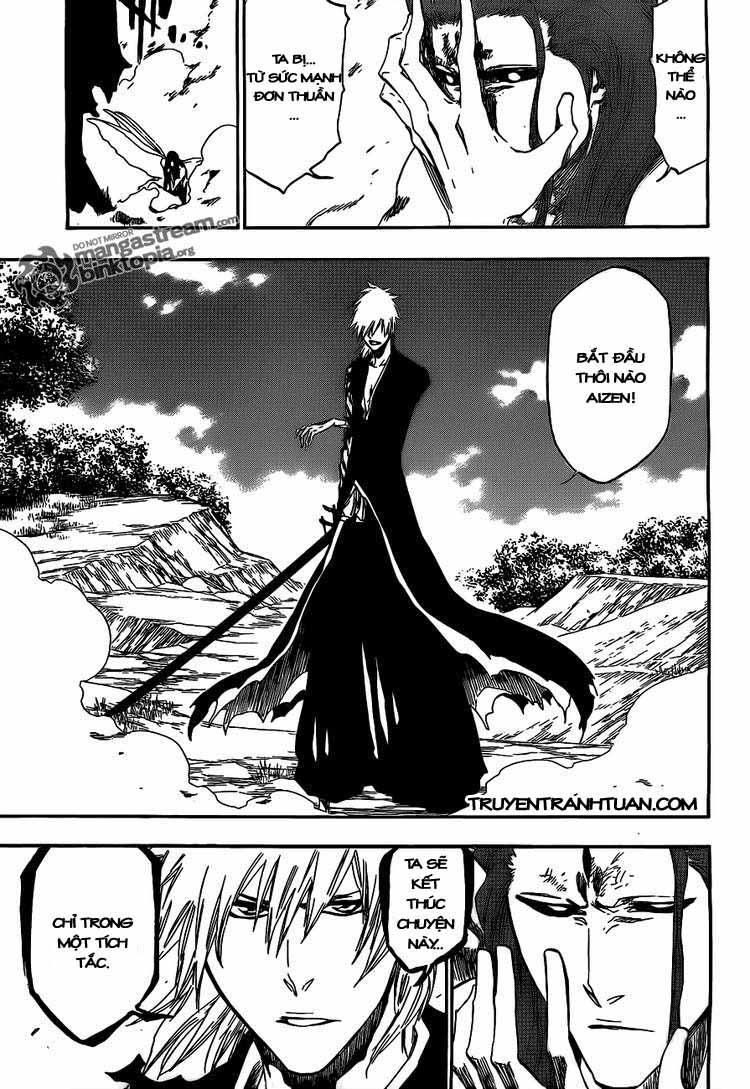 Bleach chapter 417 trang 17