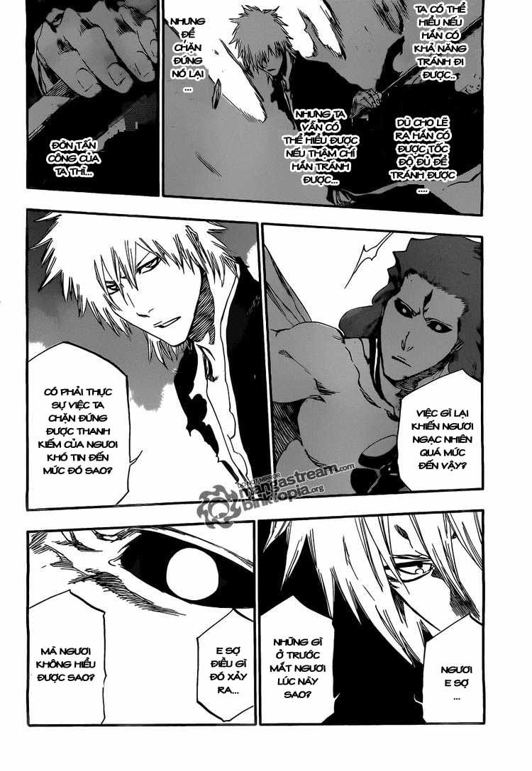 Bleach chapter 418 trang 14