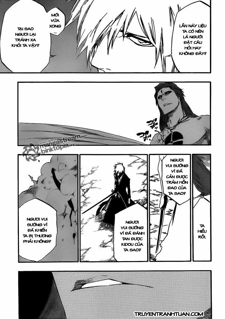 Bleach chapter 419 trang 3