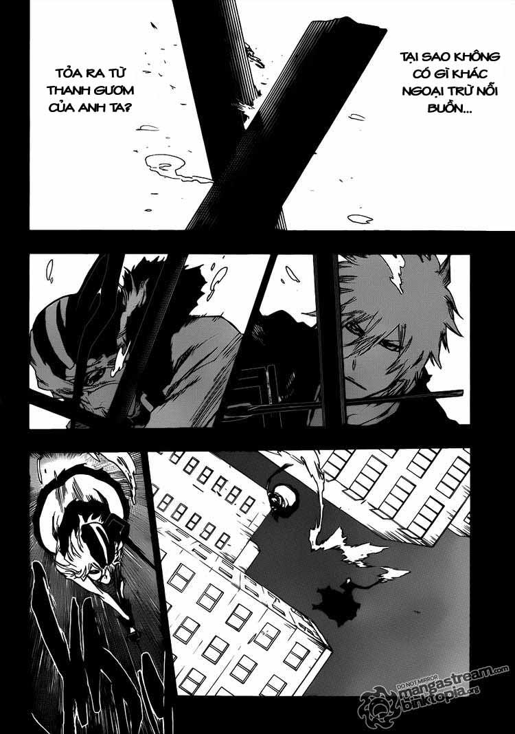 Bleach chapter 420 trang 6