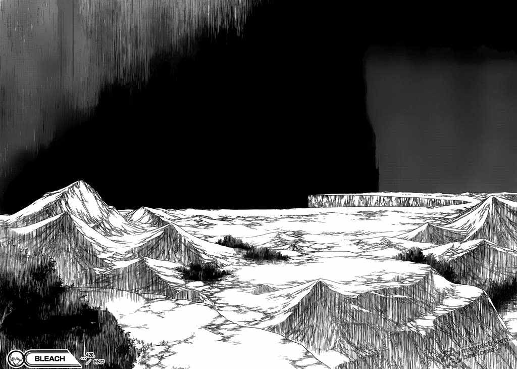 Bleach chapter 420 trang 17