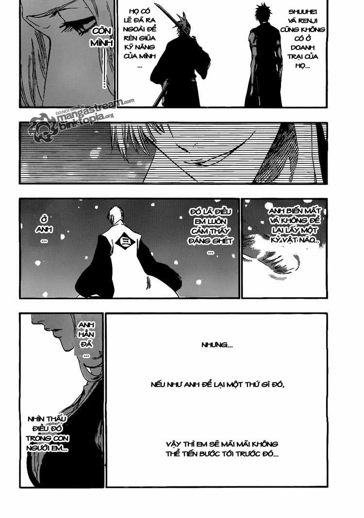 Bleach chapter 423 trang 10