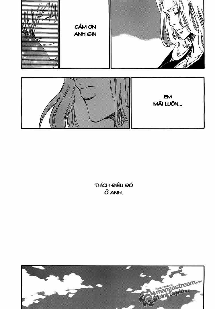 Bleach chapter 423 trang 11