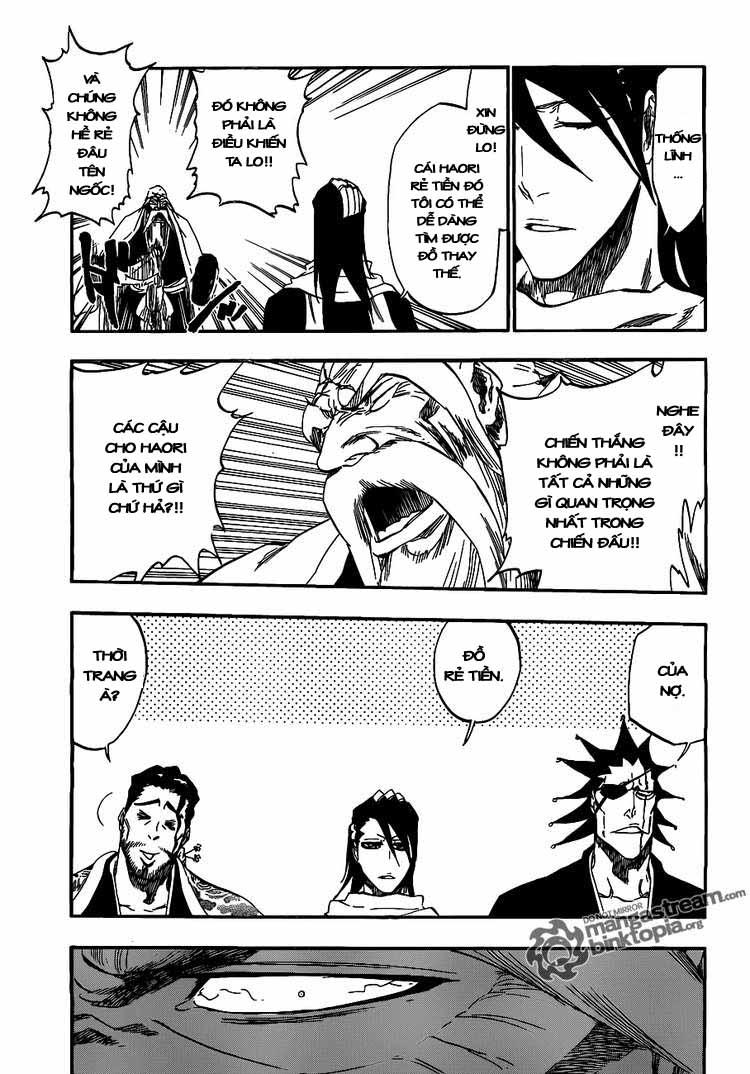 Bleach chapter 423 trang 5