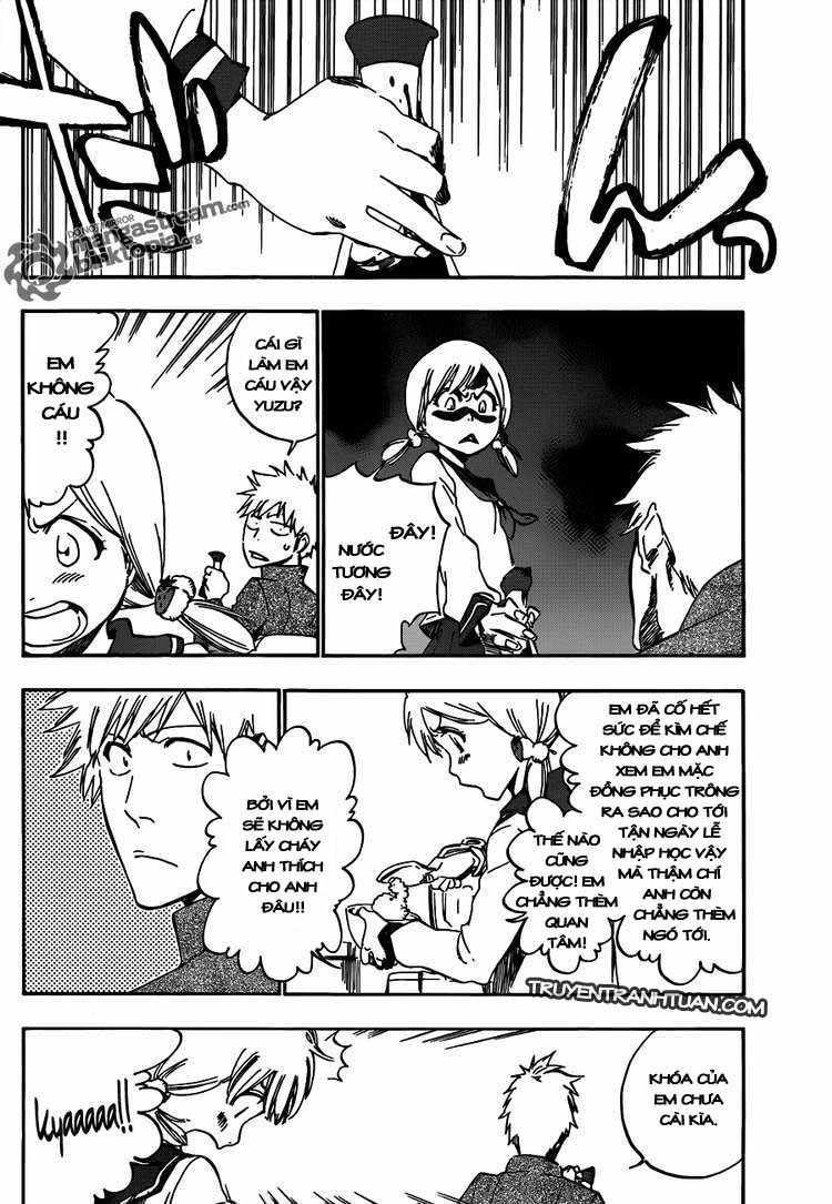 Bleach chapter 424 trang 6