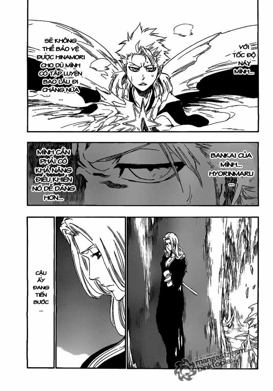 Bleach chapter 423 trang 9