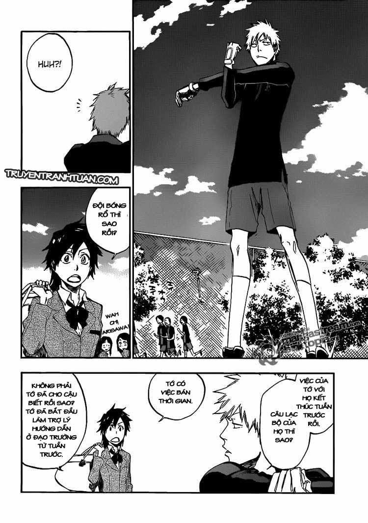 Bleach chapter 425 trang 8