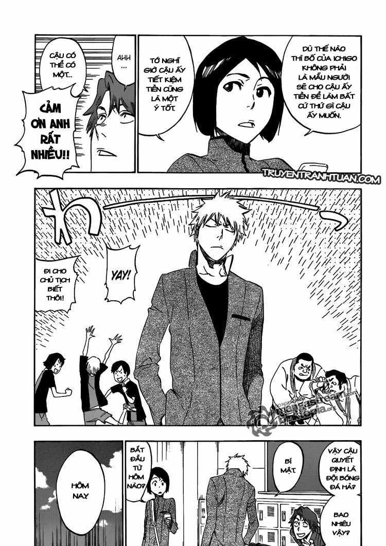 Bleach chapter 425 trang 7