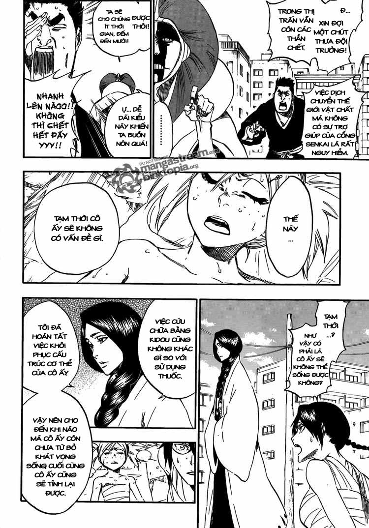 Bleach chapter 422 trang 2