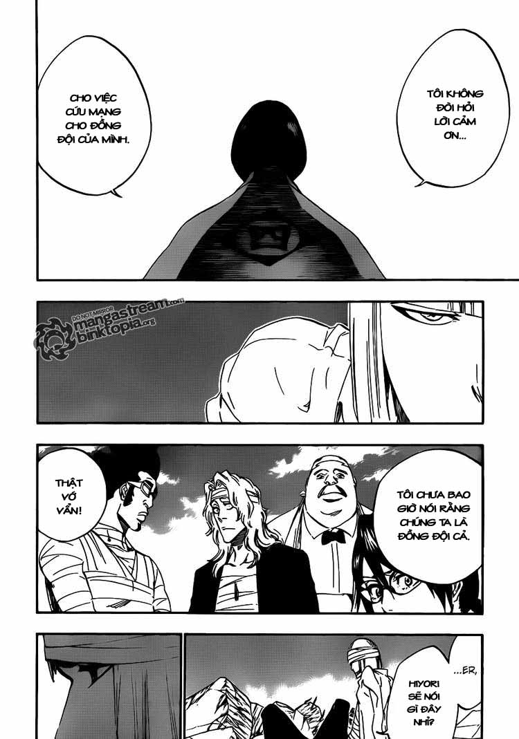 Bleach chapter 422 trang 4