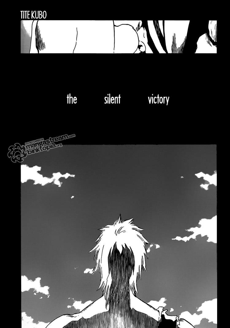 Bleach chapter 422 trang 9