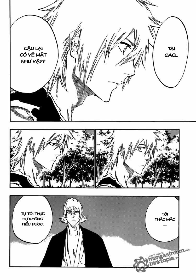 Bleach chapter 422 trang 12