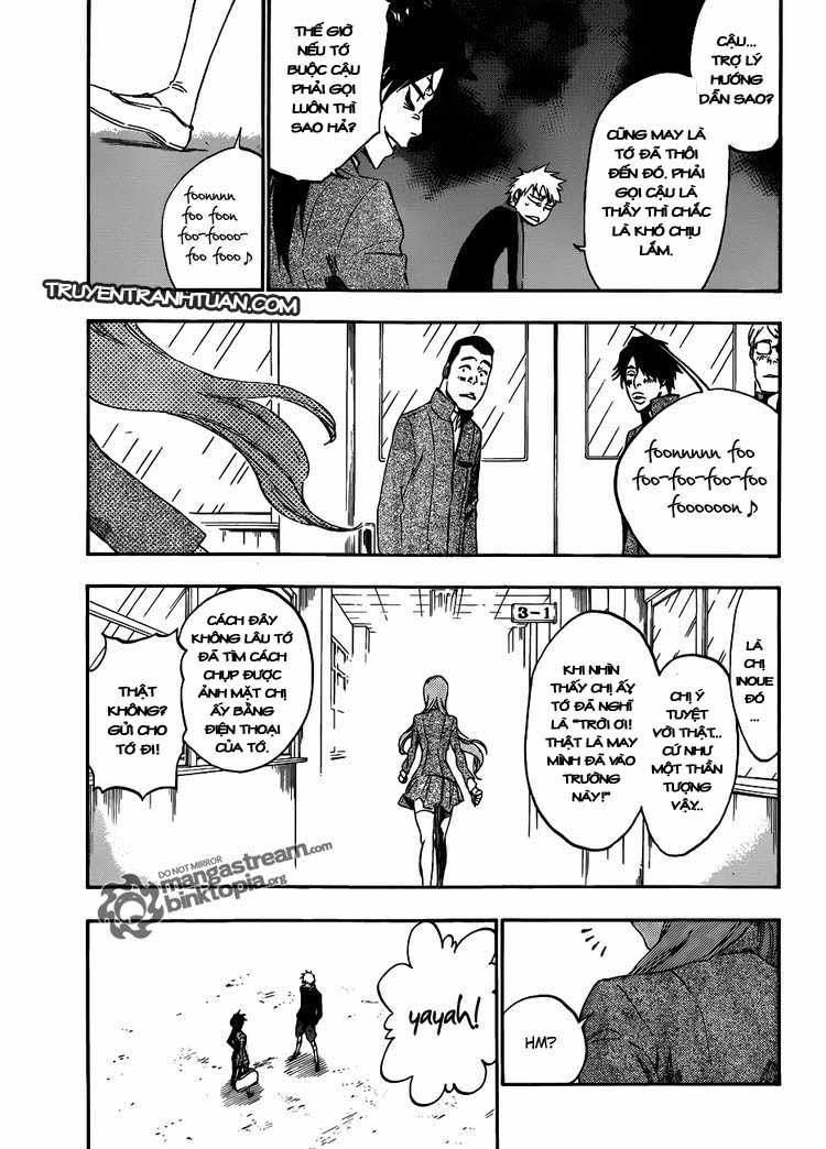 Bleach chapter 425 trang 9