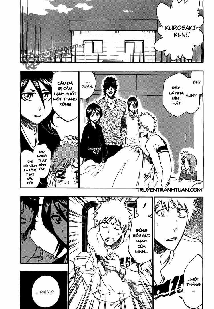 Bleach chapter 423 trang 13