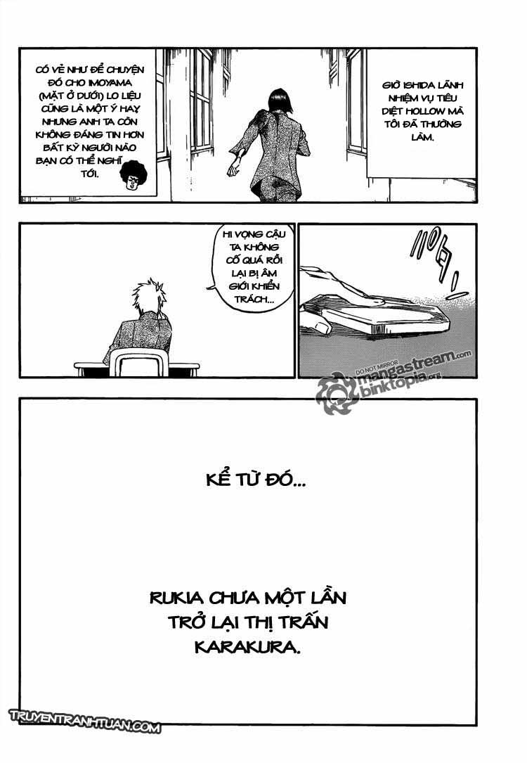 Bleach chapter 424 trang 14